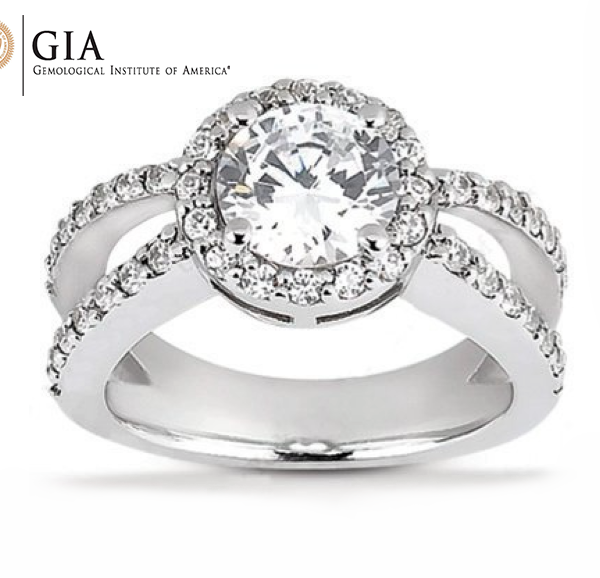Classic Style Engagement Rings Dublin Aria Diamond Jewellers Ireland